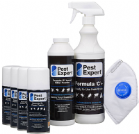 Cluster Fly Killer Kit (with Formula 'P' Foggers)